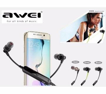 Awei A990bl wireless Bluetooth headset