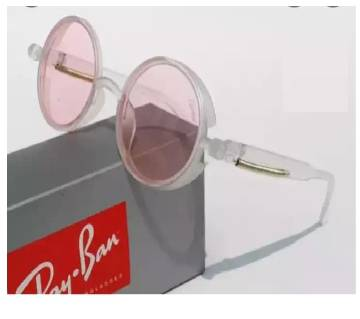 Watermark Pink Lens Round Sunglasses For Men (copy)