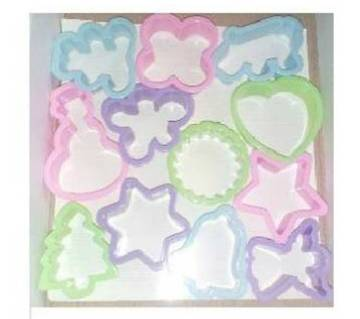 Cookie cutter-12 pcs