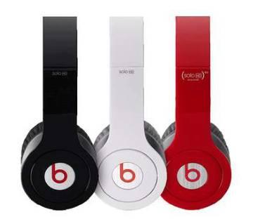 BEATS SOLO HD Stereo Headphones (Copy)-Random Color-1 Piece