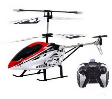 Remote controlled Helicopter with adapter