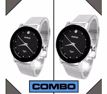Bariho Mens Wrist Watch Combo