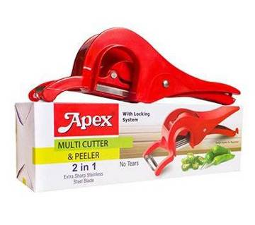 2 In 1 Multi Cutter & Peeler