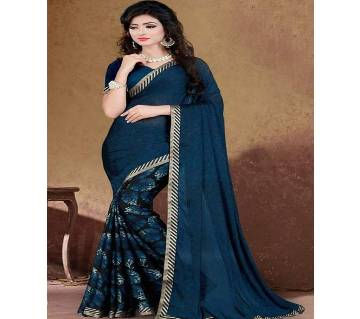 Indian designer george party sari