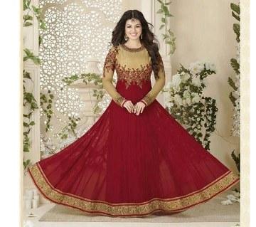 Indian Semistitched Georgette Dress (Copy)