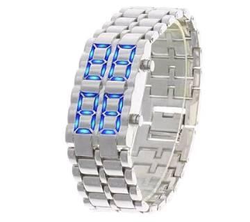 SAMURAI LED Gents Wrist Watch