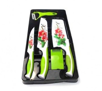5 in 1 Kitchen Knife Set