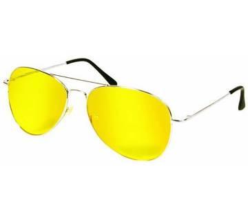Night Vision Sunglass - Yellow