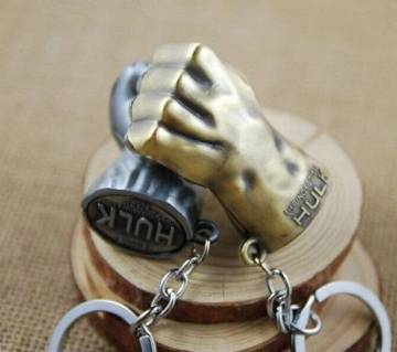 HULK KEY RING