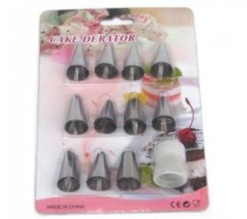 Nozzle set (12 Piece)