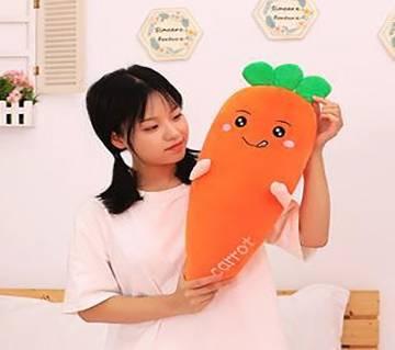 Carrot Soft Pillow Plush Doll