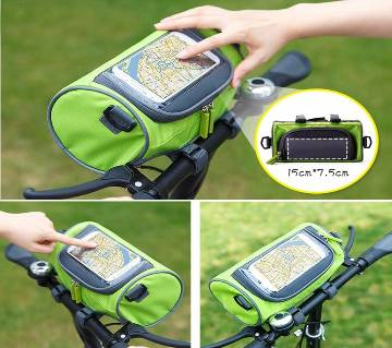 Waterproof Touch Screen Bi-Cycle Travel Bag