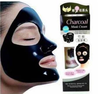 Charcoal Mask Cream Black Mask