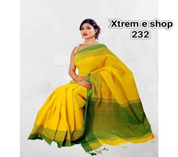cotton  Boishakhi sari