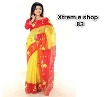 Silk Boishakhi sari