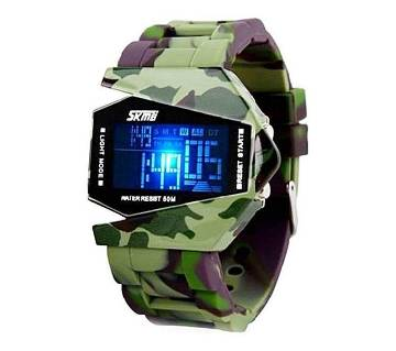 Army Color Gents Watch