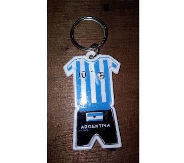 Argentina Jersey Key Ring
