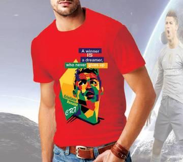 Christiano Ronaldo টি-শার্ট ফর মেন