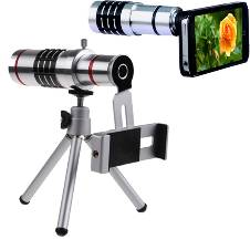 18X Zoom Mobile Lens