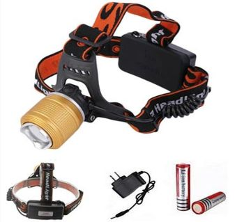 LED  Zoom Headlight