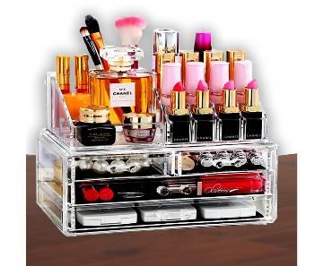 Jewelry & Cosmetic Box