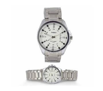 Casio Gents Wristwatch White 002 (Copy)