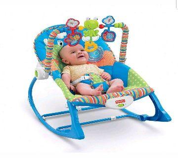 Baby Bouncer Musical Swing Chair Rocking Chair Toddler Rocker
