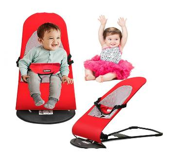 Baby Bouncer Chair Red