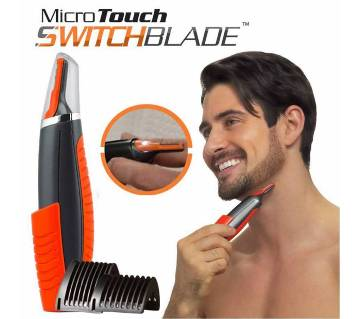 MICRO TOUCH SWITCH BLADE TRIMMER for men