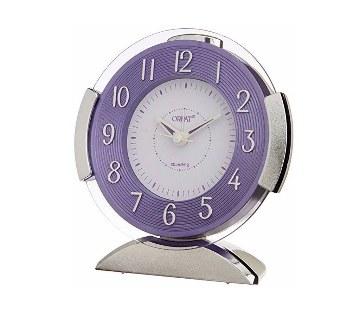 ORPAT 427 Table Clock (Purple)