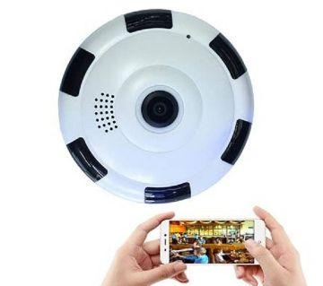 Panaromic Camera Black And White