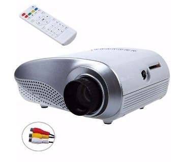 Mini LED projector with TV Full HD