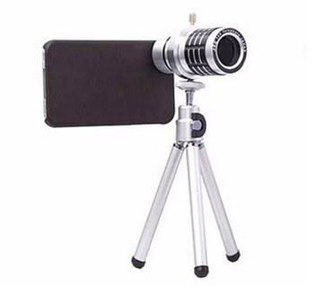12X zoom clip mobile lens ( 1 pc)