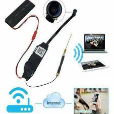 Wireless IP SPY Hidden Camera