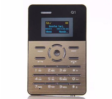 AEKU Q1 mini card phone