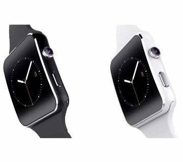 X6 Carved Display Smart Watch