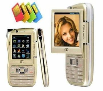 S...mobile V2 4-সিম Dual camera