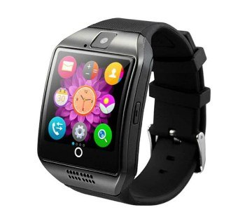 Q18 smart mobile watch (sim supported)