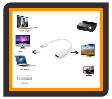 Apple Mini Display to HDMI