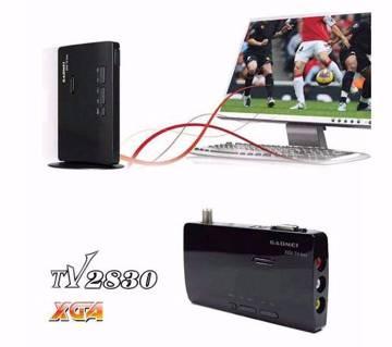 Gadmei External Tv card 2830E