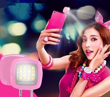 Selfie Flash Light (16 LED Lights)