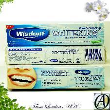 Wisdom Fresh Effect Whitening Toothpaste 100ml (England)