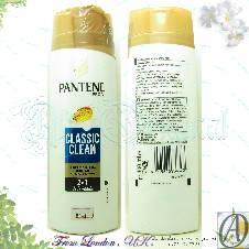 Pantene Classic Clean 2 In 1 Shampoo & Conditioner 400ml (UK)