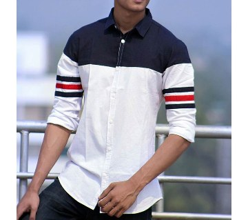 Mens Full Sleeve Casual Shirt