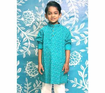Eid Special Kids Cotton Panjabi