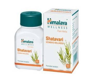 Himalaya Shatavari Women Wellness-Tablets - 60 Tablets-India