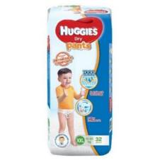 Huggies Dry Pants - XXL 15-25kg 32 pcs