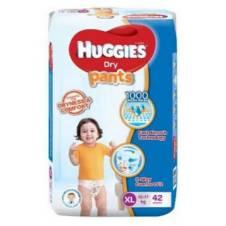 Huggies Dry Pants-XL (12-17kg) 42 pcs