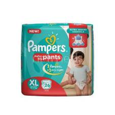 Pampers pants XL (12-17) kg - 26 Piece