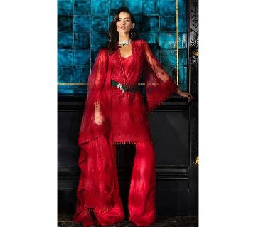 Sobia Nazir -02 Indian unstitched 3pcs